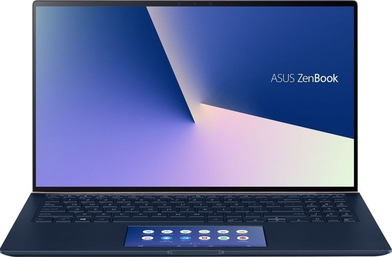 "Asus Zenbook 15 Core i7 16GB 512GB SSD GTX 1650 15.6"" Win10 Home Laptop"