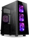 Antec NX210 Series Gaming Tower Black