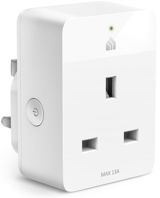 TP-Link KP105 Smart Plug Wi-Fi Slim Smart Plug - Works with Alexa/Google Home