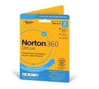 NORTON 360 DELUXE 25GB 1 USER 3 DEVICE 12MO STD UK
