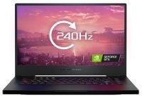 "ASUS ROG Zephyrus M Core i7 16GB 512GB SSD GTX 1660Ti 15.6"" Win10 Home Gaming Laptop"