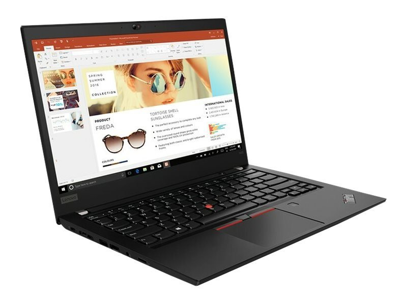 "Lenovo ThinkPad T495 Ryzen 5 Pro 8GB 256GB SSD 14"" Win10 Pro Laptop"