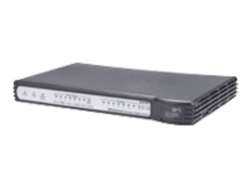 3com 8 Port Gigabit Managed Switch