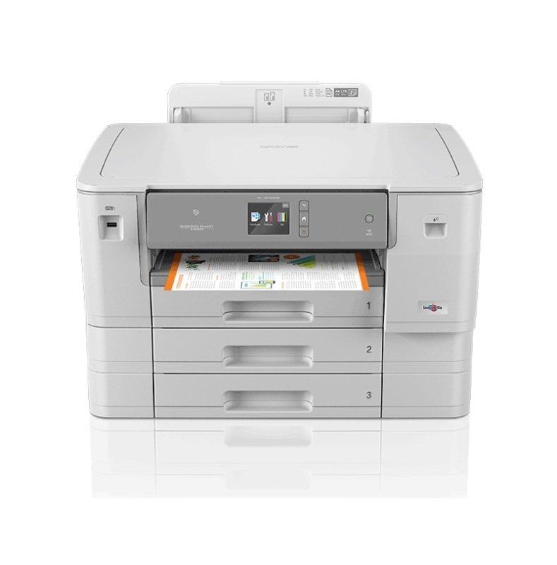 EXDISPLAY Brother HL-J6100DW A3 Colour Inkjet Printer