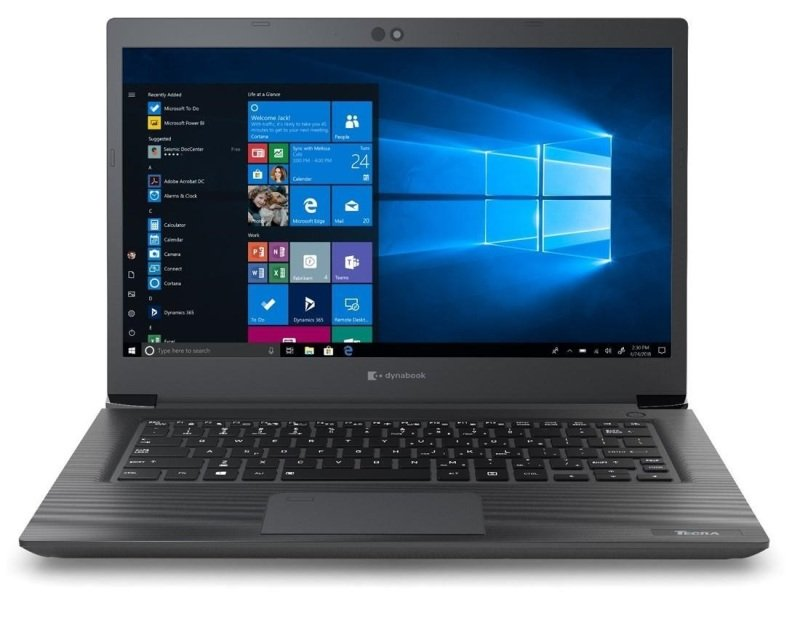 "Dynabook Tecra A40-E Core i7 8GB 256GB SSD 14"" Win10 Pro Laptop"