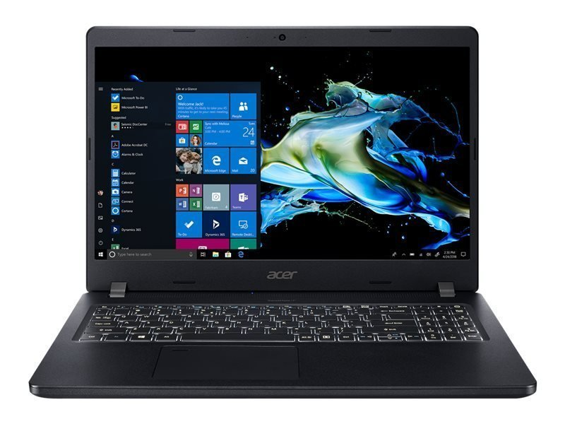 "Acer TravelMate P2 Core i7 8GB 512GB SSD 15.6"" Win10 Pro Laptop"