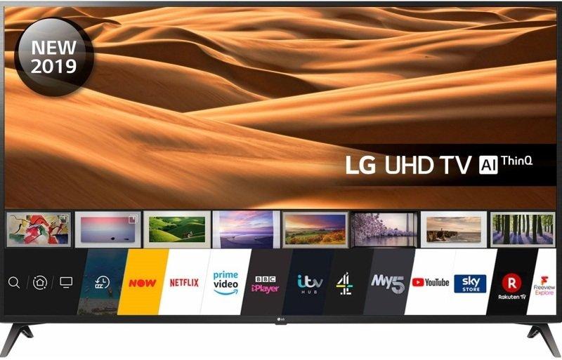 "LG 65UM7100PLA 65"" 4K Ultra HD Smart TV"