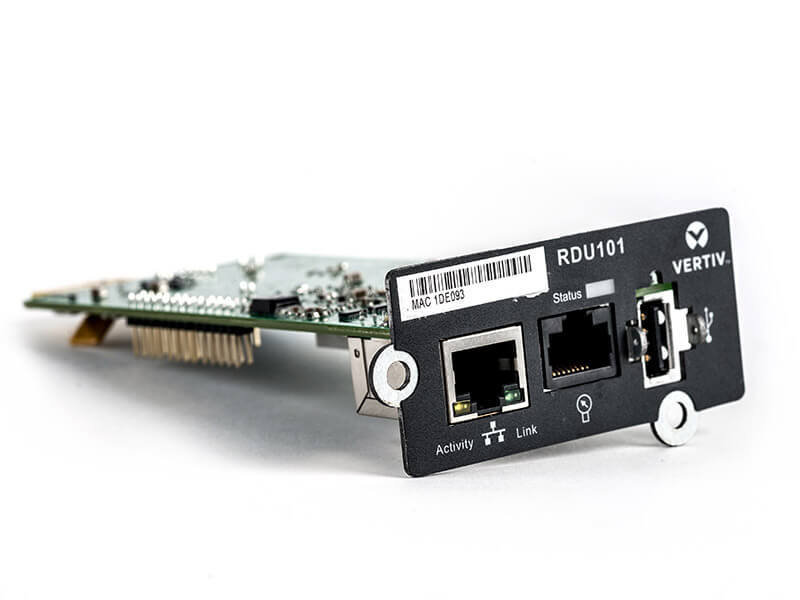 Vertiv IntelliSlot RDU101 Communication Card