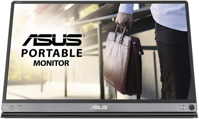 "Image of ASUS MB16ACM ZenScreen 15.6"" USB-C Full HD Portable Monitor"