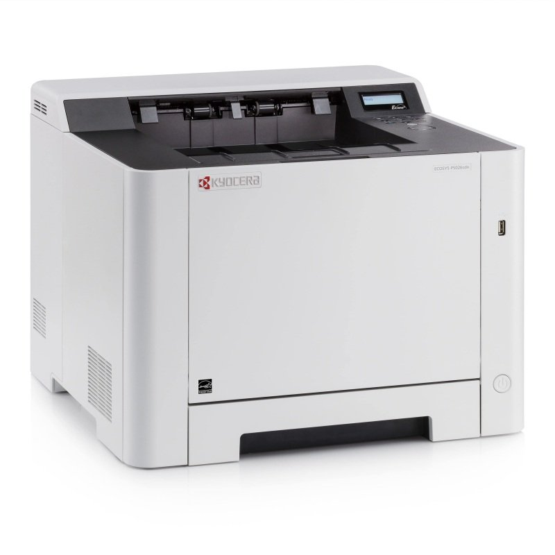 Kyocera Ecosys P5026cdw Colour A4 Printer With Lcd Display