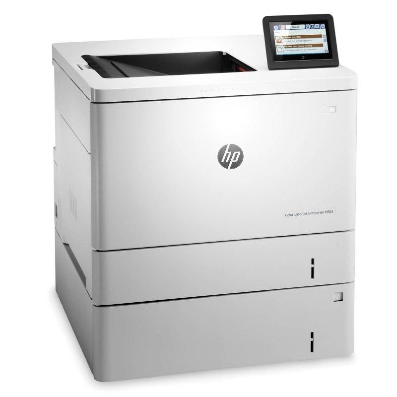 EXDISPLAY HP M553x Enterprise Colour Laser Printer