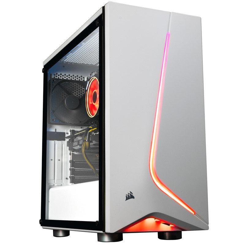AlphaSync Gaming Ryzen 7 16GB RAM 1TB HDD 240GB SSD RTX 2070 Super Desktop PC