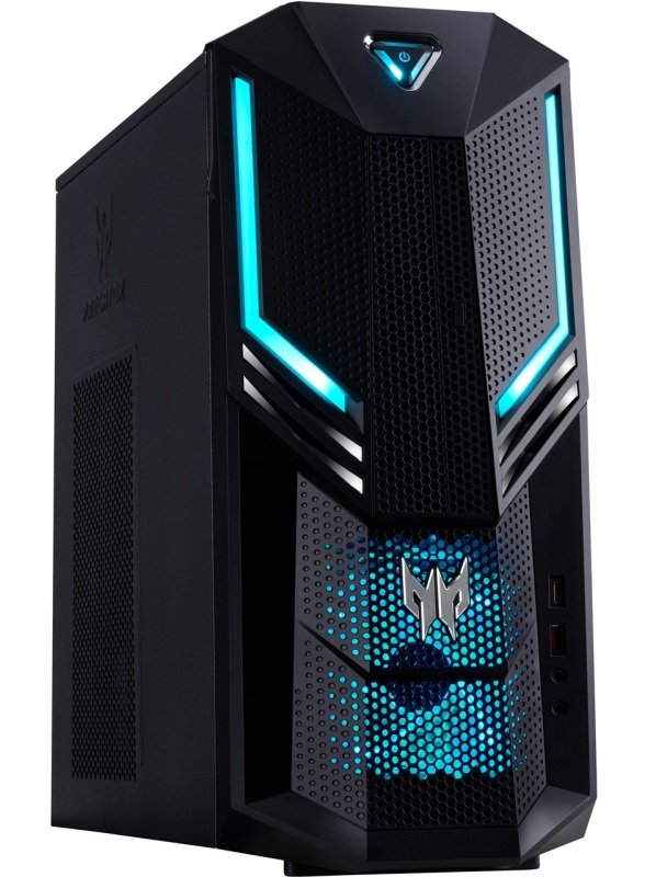 Acer Predator Orion 3000 PO3-600 Core i5 9th Gen 8GB RAM 2TB HDD 256GB SSD GTX 1660Ti Gaming Desktop