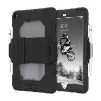 Griffin Survivor All-terrain - Back Cover For Tablet - Black - 10.2
