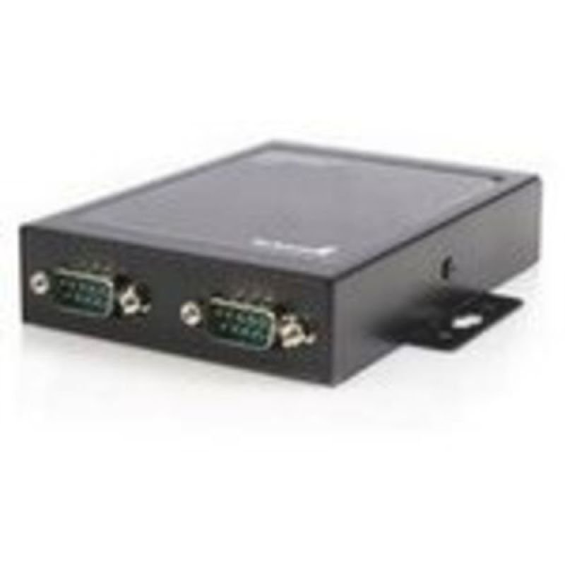 Startech 2 Port USB To Serial Adapter - With COM Retention Uk