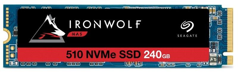 Seagate IronWolf 510 240GB M.2 NVMe SSD