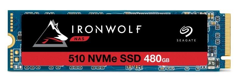 Seagate IronWolf 510 480GB M.2 NVMe SSD
