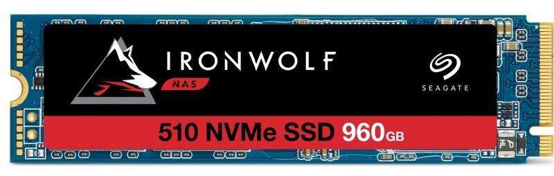 Seagate 960GB IronWolf 510 M.2 NVMe SSD