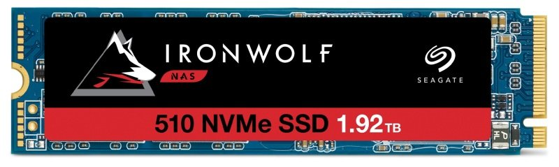 Seagate IronWolf 510 1920GB M.2 NVMe SSD