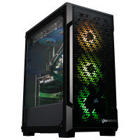 AlphaSync Core i7 9th Gen 16GB RAM 240GB SSD 2TB HDD RTX 2060 Gaming Desktop PC