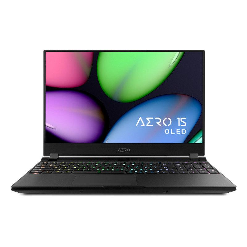 "Gigabyte AERO Core i7 8GB 256GB SSD GTX 1660Ti 15.6"" Win10 Home Gaming Laptop"