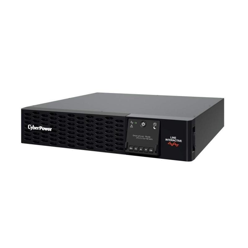 CyberPower Pr2000ert2u Rack 2000va Ups - 2000w Line Lcd Railkit Snmp Slot In