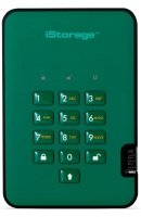 iStorage 3TB diskAshur2 HDD - Racing Green