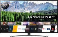 """LG 49SM8600PLA 49"""" NanoCell Ultra HD 4K LED TV with Google Assistant"""