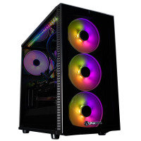 AlphaSync Threadripper 3970X 64GB RAM 4TB HDD 512GB NVMe RTX 2080Ti Win10 Pro Gaming PC