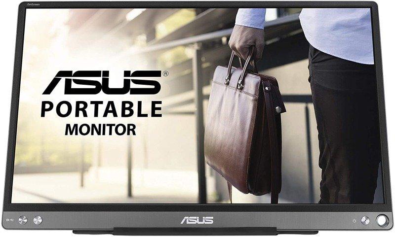 """ASUS ZenScreen MB16ACE 15.6"""" Portable USB Monitor"""