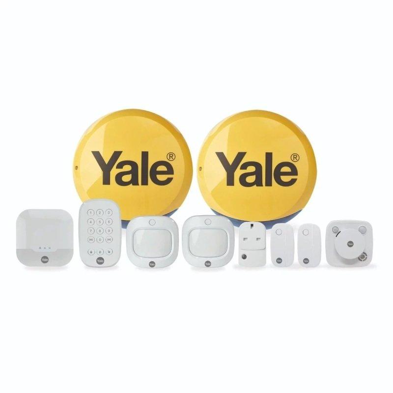 Yale IA-340 Sync Smart Home Alarm Full Control Kit