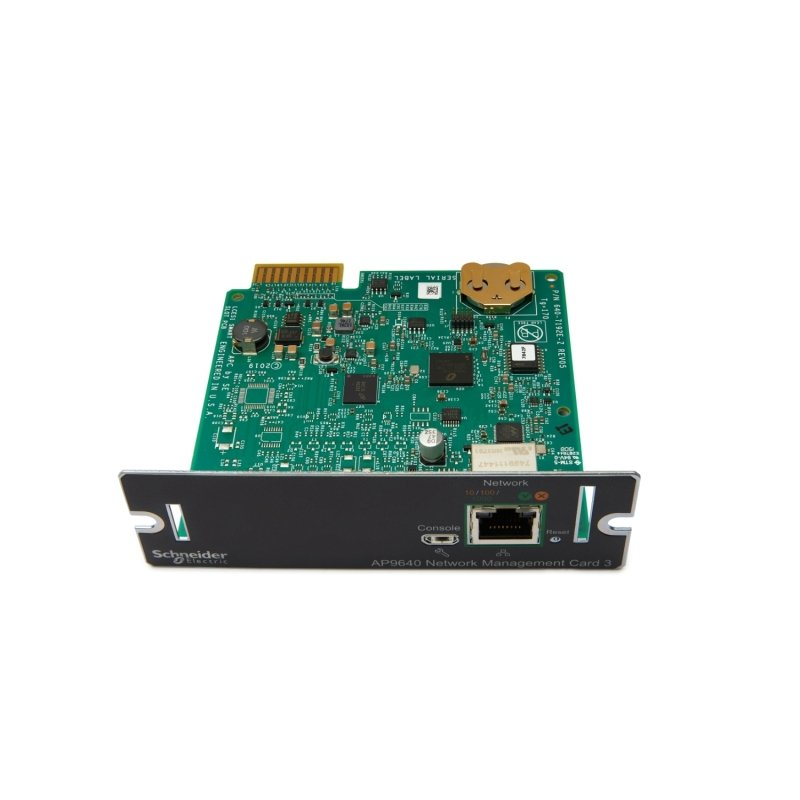 APC AP9640 UPS Network Management Card 3 With PowerChute Network Shutdown