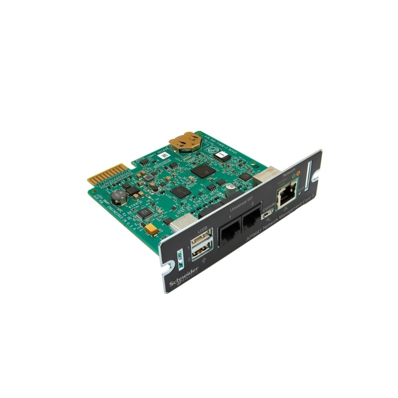 UPS Network Management Card 3 with PowerChute Network Shutdown & Environmental Monitoring
