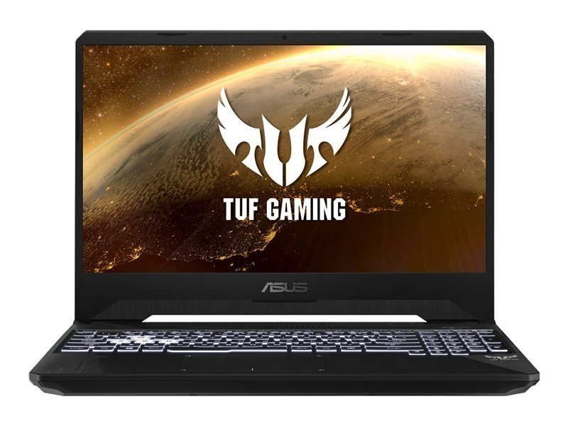"""ASUS TUF FX505GT Core i5 8GB 512GB SSD GTX 1650 15.6"""" Win10 Home Gaming Laptop"""