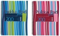 Pukka Pad A4 Jotta Poly Cover Jp018 - 3 Pack