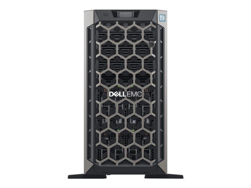 Dell K/PowerEdge T440 Win Server Bundle 2019 Standard - Tower - Xeon Silver 4214 2.2 GHz - 32GB - 48