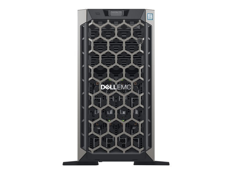 Dell K/PowerEdge T440 Win Server Bundle 2019 Datacenter - Tower - Xeon Silver 4214 2.2 GHz - 32GB -