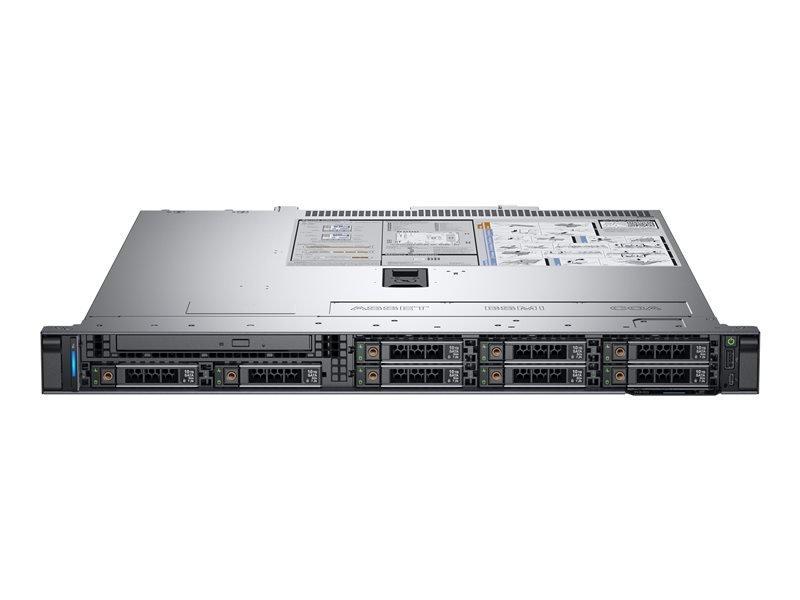 Dell EMC PowerEdge R340 - Rack-Mountable - 1U - 1 x Xeon E-2234 / 3.6 GHz - 16GB