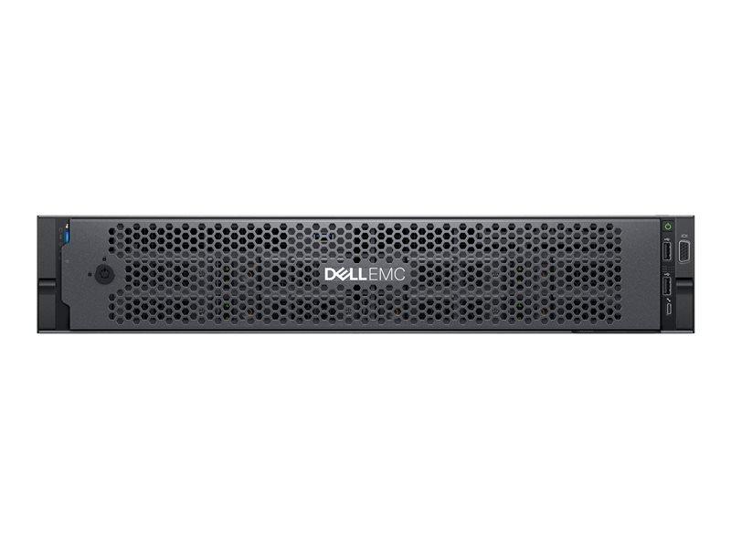 Image of Dell EMC K/PowerEdge R740 + Win Server 2019 Datacenter Bundle - Rack-Mountable - Xeon Silver 4210 2.2 GHz - RAM:32GB
