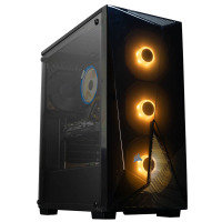 AlphaSync Ryzen 7 16GB RAM 2TB HDD 256GB SSD RX 5700 XT Gaming Desktop PC