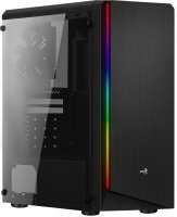 Aerocool Rift RGB Tempered Glass Mid Tower Case