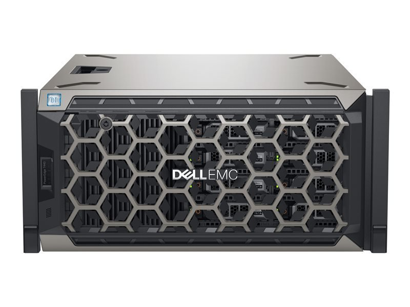 Dell EMC PowerEdge T440 + Win Server 2019 Essential Bundle - Tower - Xeon Silver 4210 2.2 GHz - 16GB