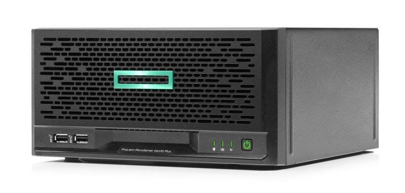 HPE ProLiant MicroServer Gen10 Plus Performance - Ultra Micro Tower - Xeon E-2224 3.4 GHz - 16GB -