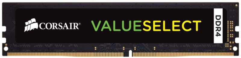 Corsair Value select 4GB DDR4 2400Mhz - OEM Packaged