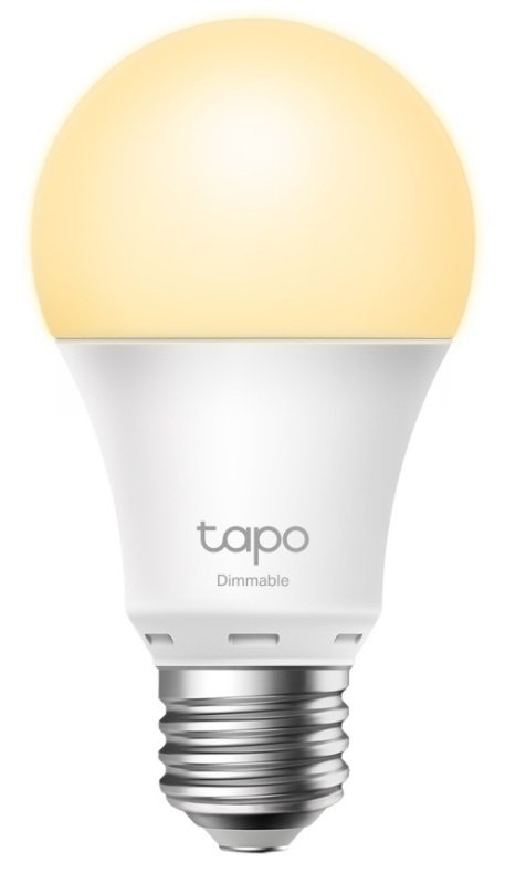 TP-Link Tapo L510E Smart Wi-Fi E27 Light Bulb - Works with Alexa and Google Assistant