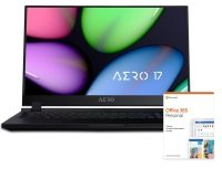 "Gigabyte AERO 17 Core i7 16GB 512GB SSD RTX 2070 MaxQ 17.3"" Win10 Pro Gaming Laptop"
