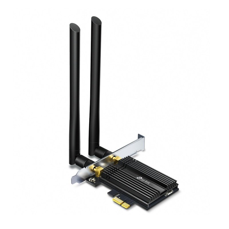 TP-Link AX3000 - Wi-Fi 6 Bluetooth - 5.0 PCIe Express Adapter