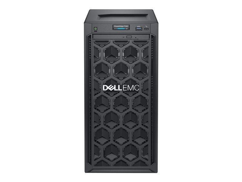Dell EMC K/PowerEdge T140 + Win Server 2019 Standard Bundle - Mini Tower - Xeon E-2224 3.4 GHz - 8GB