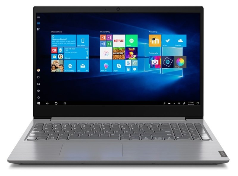 """Lenovo V15 Ryzen 3 8GB 256GB SSD 15.6"""" Win10 Home Laptop"""