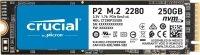 Crucial P2 250GB 3D NAND NVMe PCIe M.2 SSD